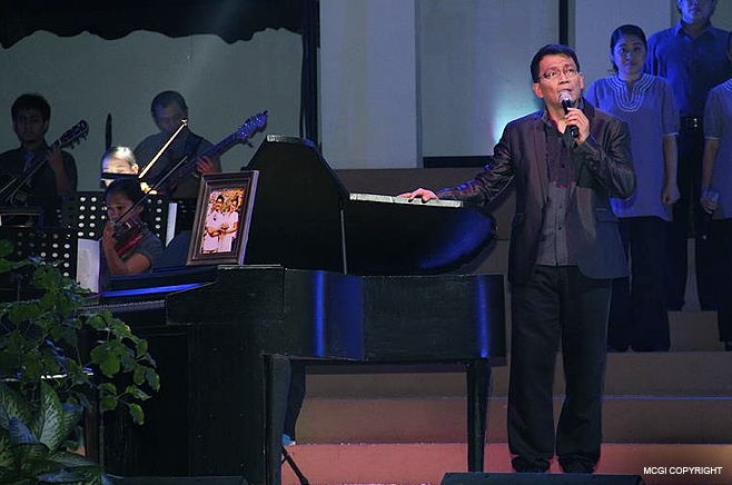 MCGI Leaders render their talents and more in service to God and humanity.