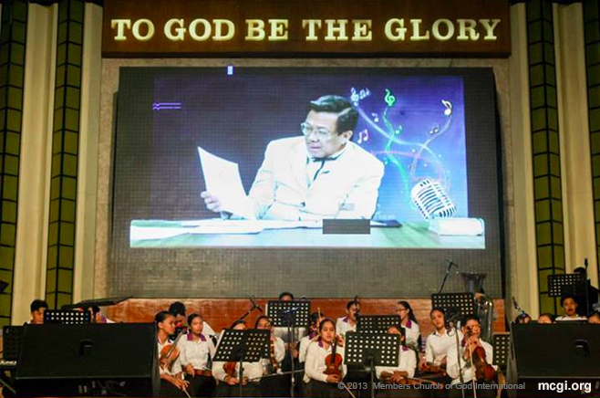 Bro. Eli Reiterates Call for 'Division Effort' When Crafting ASOP Music Fest Entry