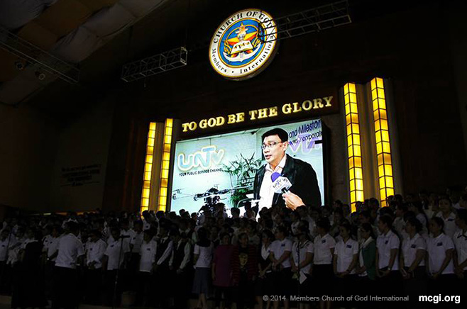 UNTV, BMPI Thankful to God As Their 10th Year of Public Service Nears