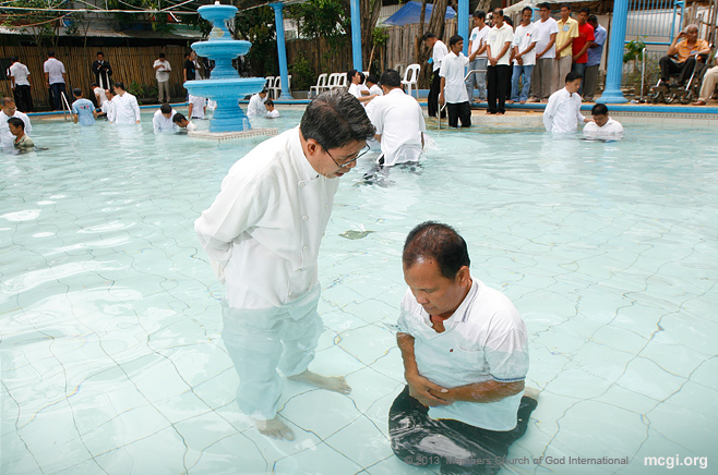 Newly Baptized Testimonials: June 12, 2015