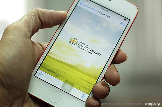Both the MCGI and MCGI Broadcast Apps can be downloaded for free via the App Store and Google Play.