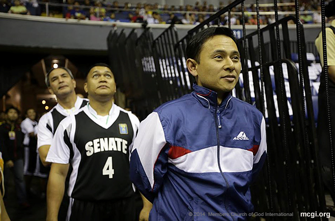 MCGI Supports Public Servants Playing for Charity via UNTV Cup 2