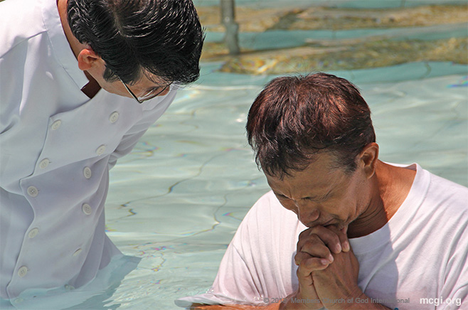 Newly Baptized Testimonials: April 24, 2015