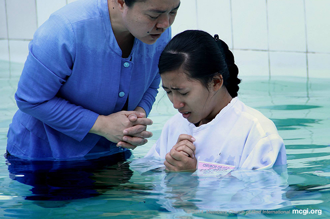 Newly Baptized Testimonials: July 10, 2015
