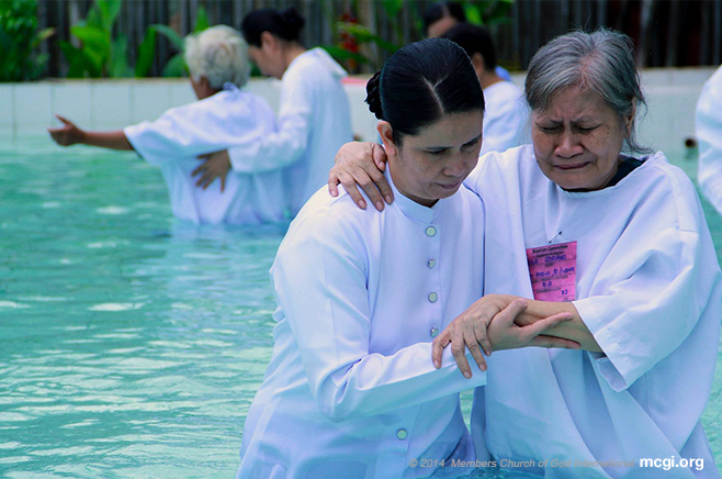 Newly Baptized Testimonials: February 27, 2015