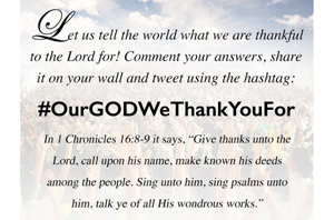 #OurGODWeThankYouFor Trends Worldwide As MCGI Holds 3-Day ITG for the 4th Quarter