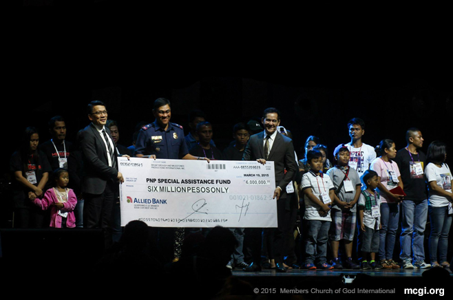 "MCGI Honors SAF 44 and Soldiers' Bravery with ""Songs for Heroes"" Benefit Concert"