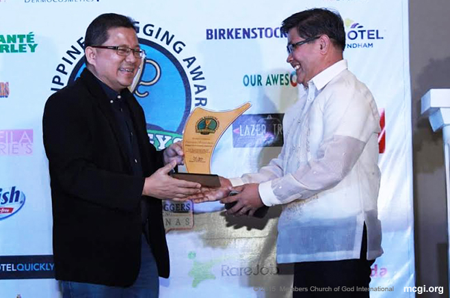 Bro. Eli Soriano Triumphs with Two Awards for Controversy Extraordinary Blog
