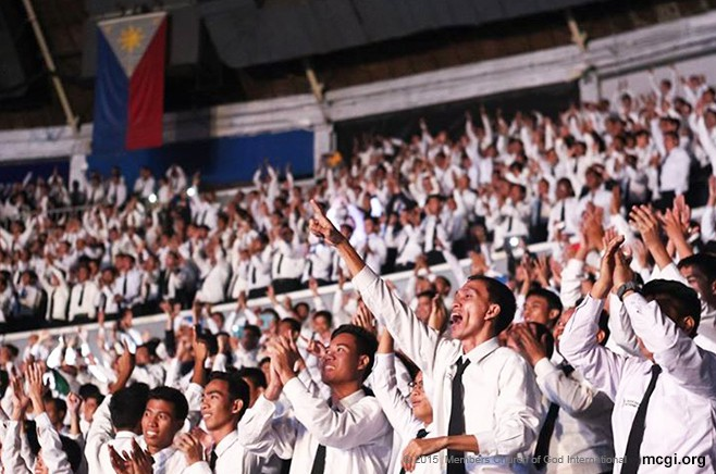 MCGI's Ang Dating Daan Chorale's Guinness Feat Graces Top Web, Print Publications