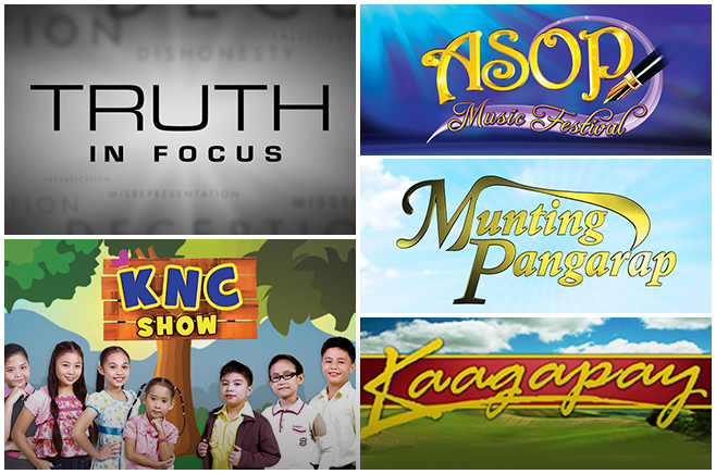 MCGI TV Shows Get 5 Anak TV Seal of Approval in 2016