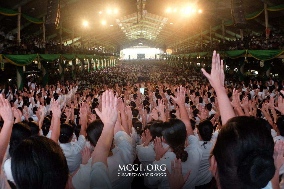 Endless Thanksgiving: MCGI to Celebrate 2nd Quarter International Thanksgiving to God from July 29-31