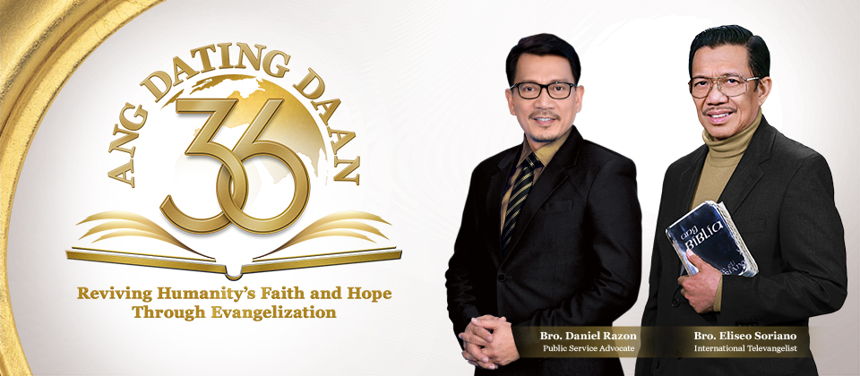 Ang Dating Daan Live Bible Exposition Dec 8 2018