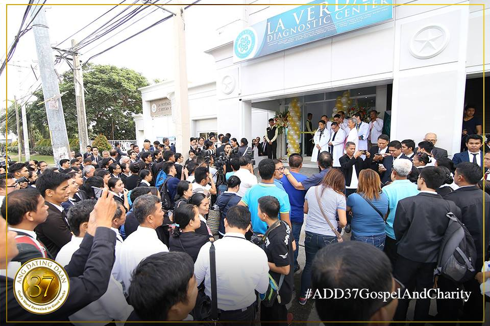 Ang dating daan church of god 1