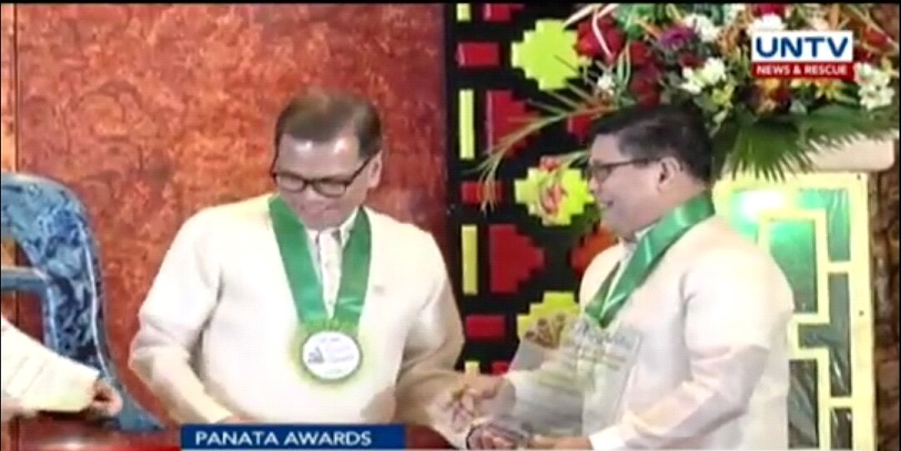 "MCGI receives ""Salamat Po Award"" from DSWD for Yolanda, Marawi Conflict Relief Efforts"