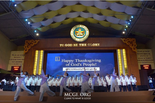 MCGI's 'Teatro Kristiano' Holds 9th Edition of Dance Play Festival