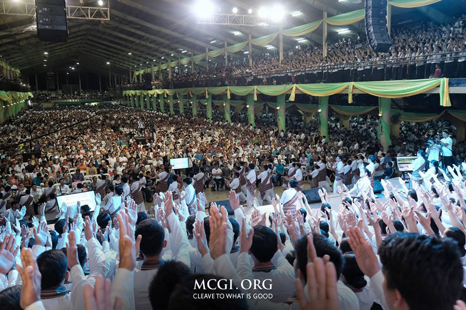 MCGI: All Set for 3-Day Special Thanksgiving on July 6 to 8