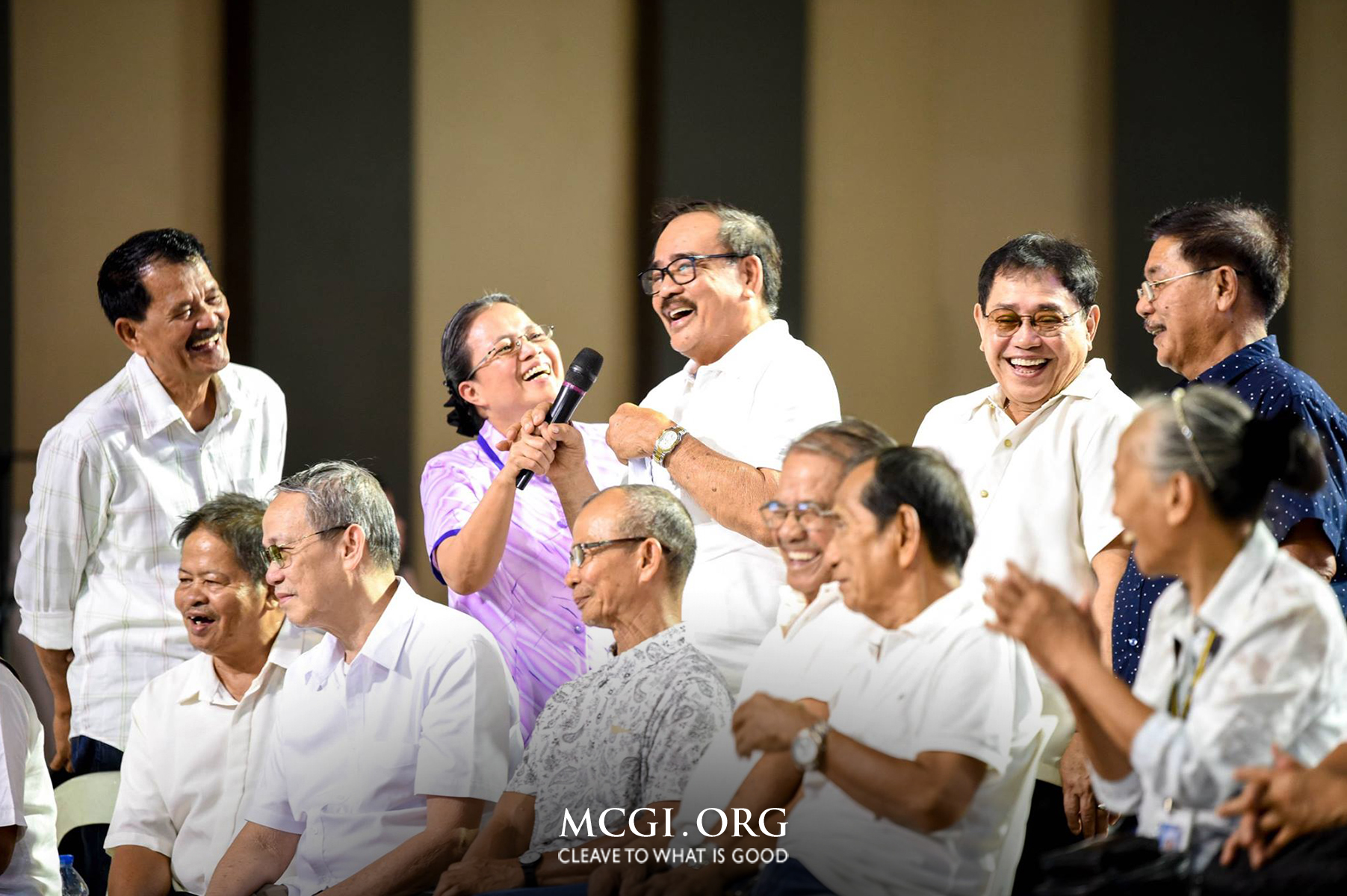 Bro. Eli to Serve in International Caucus Focused on Consultation and MCGI History