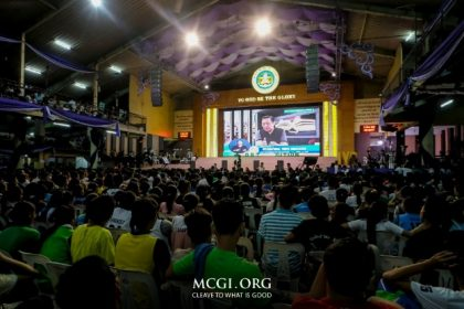 Christian Camaraderie and More Highlights MCGI International Youth Convention Sports Edition