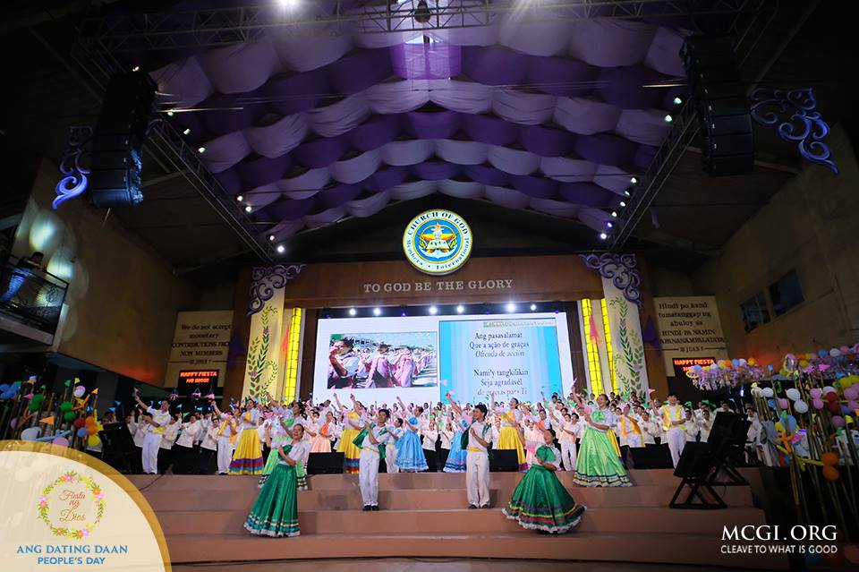 MCGI to Hold Second Feast Dedicated to God on November 24