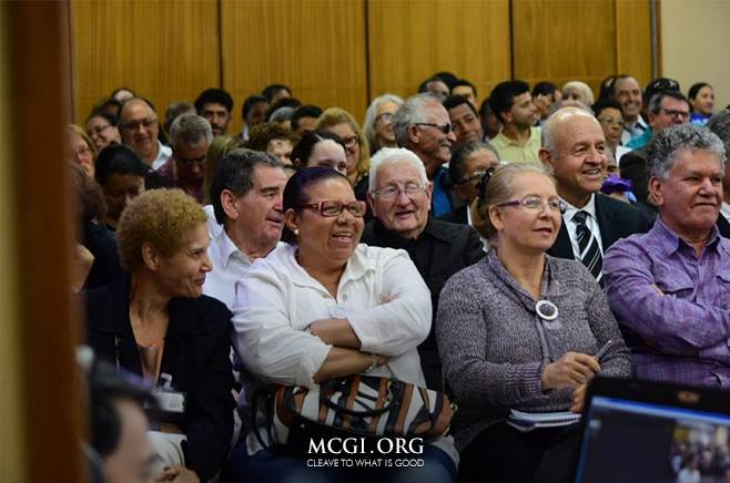 Bible Expositions and Mass Indoctrination sessions are still regularly held in South America as MCGI's propagation efforts in the continent intensify.