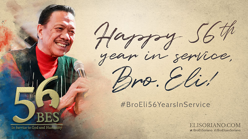Bro. Eli Soriano: In the Eyes of the Faithful