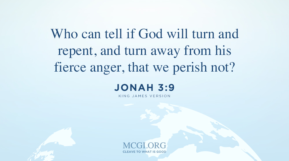 MCGI-global-prayer-for-humanity-God-is-hope-Bible-verse-Jonah-3-9