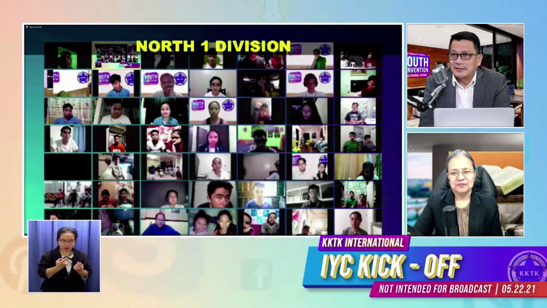 IYC Kick-Off event